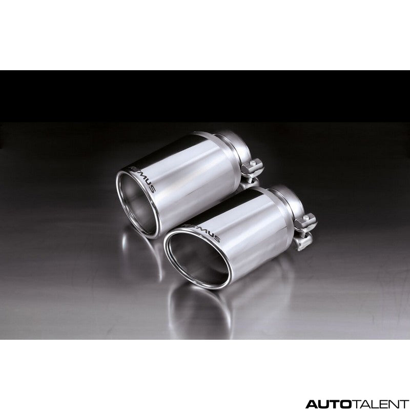 Remus Axle-Back Exhaust System - PORSCHE Macan Turbo 95B / Macan S 95B, 2014