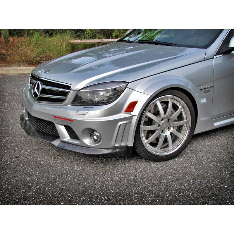 RennTech Performance Full Widebody Conversion For Mercedes-Benz W204 C63 AMG 2012-2014
