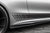 PSM Dynamic Carbon Fiber Side Skirts Mercedes-Benz W205 C63 AMG