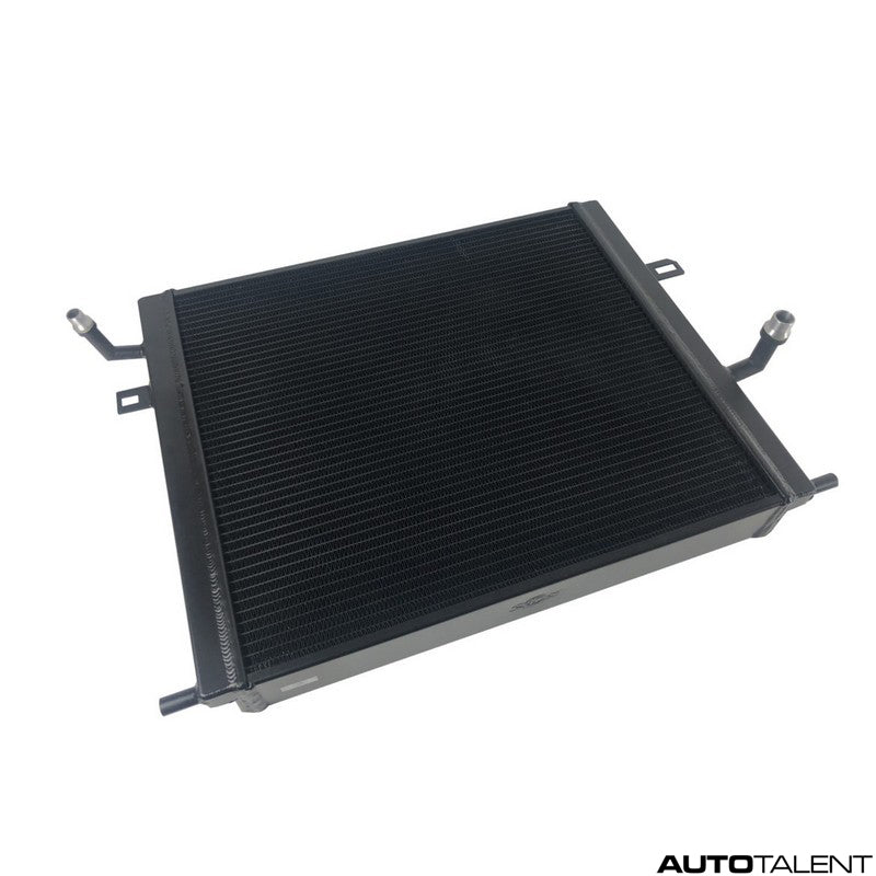 CSF Performance Front Mount Heat Exchanger Black For BMW B48 - AutoTalent