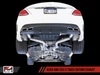 AWE Tuning Mercedes-Benz W205 AMG C63/S Sedan Track Edition Exhaust System (no tips)