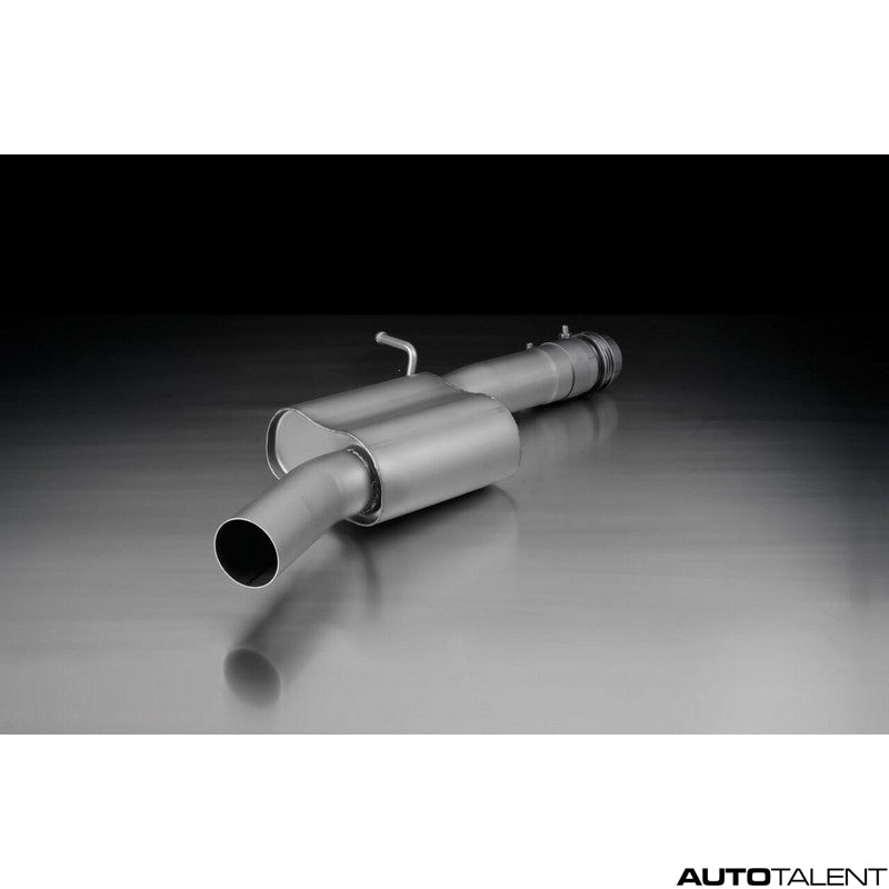 Remus Cat-Back Exhaust System - VOLKSWAGEN Golf VII R 4motion Type AU, 2014