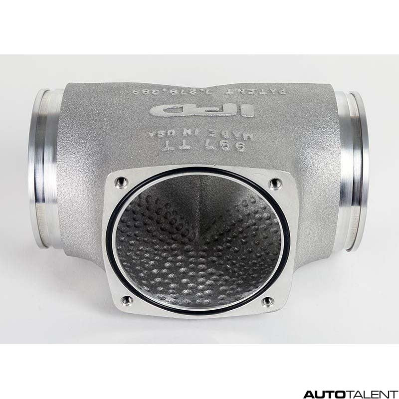 IPD 74mm, 82mm Intake Plenum for Porsche 997.1 Turbo 07-09