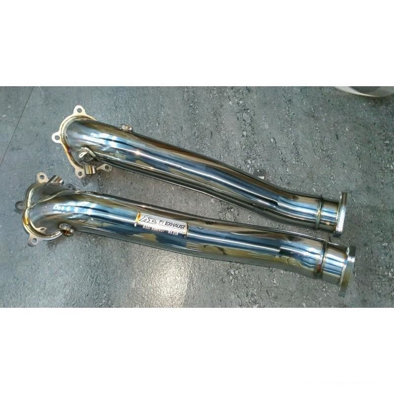 FI Exhaust Downpipe For Audi S7 Sportback 2012-2014