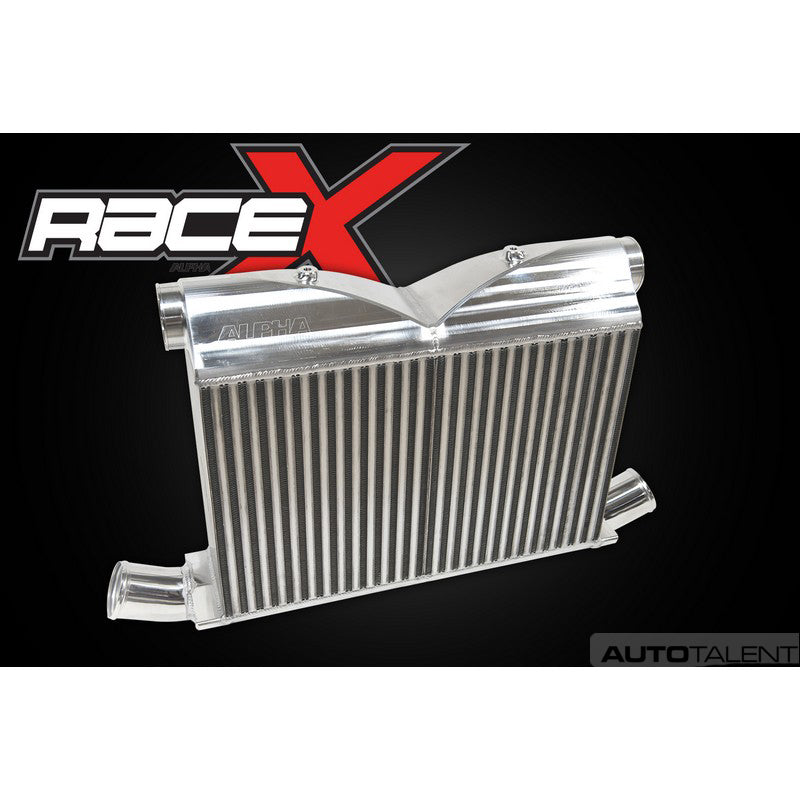 AMS Performance Alpha Race X Front Mount Intercooler for Nissan GT R - AutoTalent