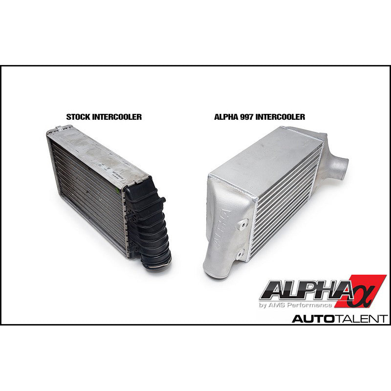 AMS Performance Alpha Intercooler System For Porsche 911 GT2 997.2 2008-2010