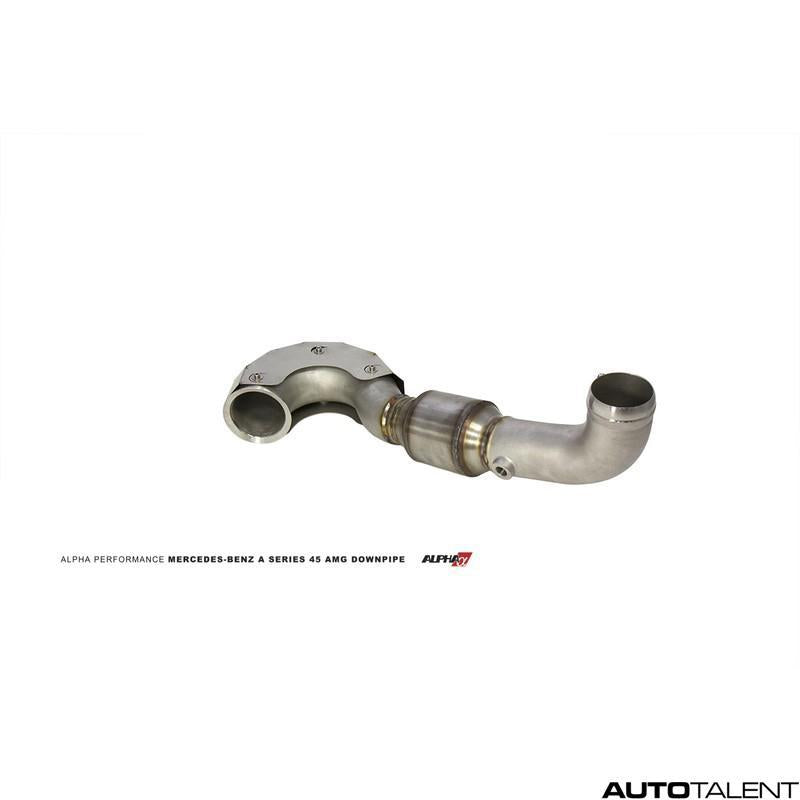 AMS Performance Alpha Downpipe for Mercedes-Benz AMG A45 2013+