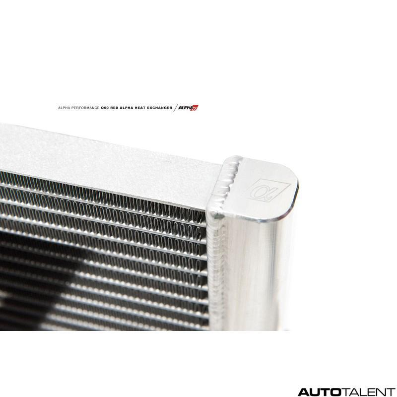 AMS Performance Alpha Center Heat Exchanger For Infiniti Q50, Q60 2016-2019