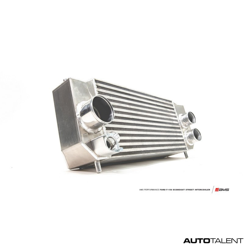 AMS Performance Intercooler upgrade For Ford F150 2015-2017