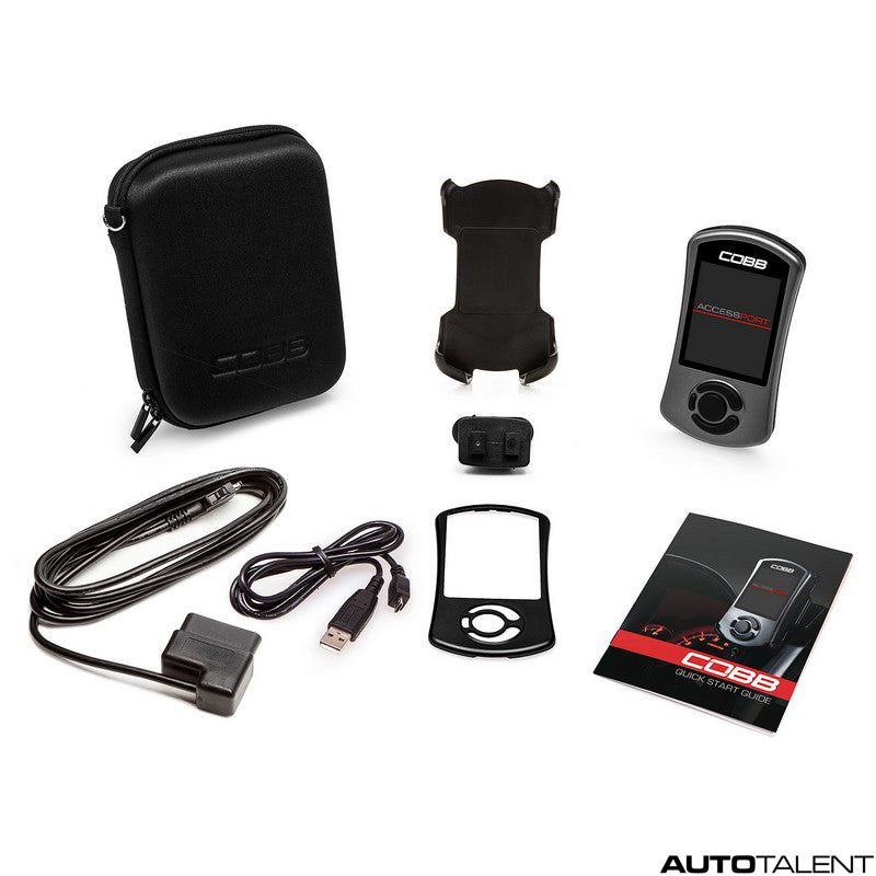 COBB Tuning Accessport For Porsche 718 Cayman, Boxster 2017-2019