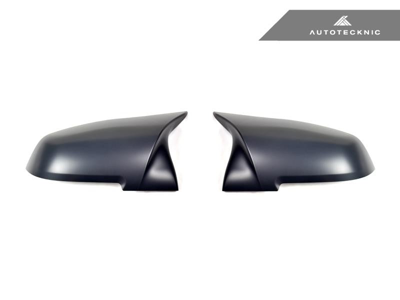 AutoTecknic Aero Painted Mirror Covers For BMW 330i - AutoTalent
