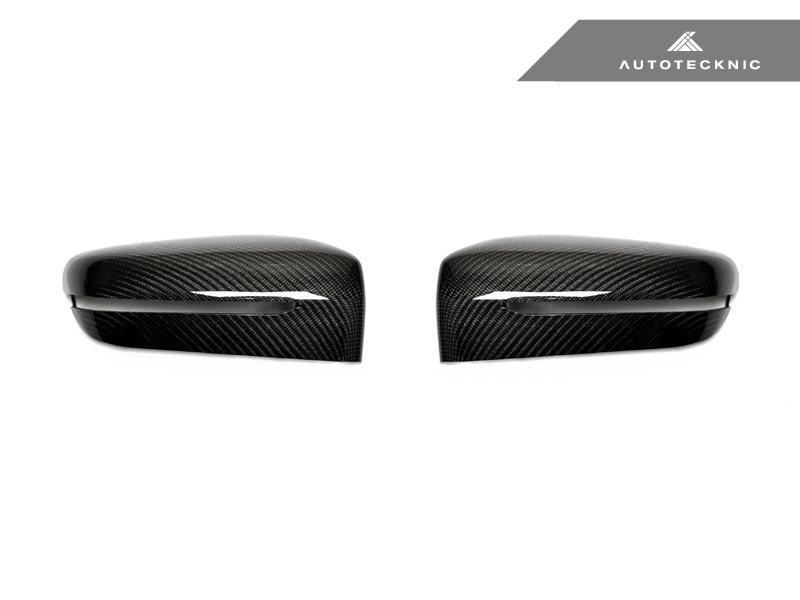 AutoTecknic Interior Steering Wheel Top Cover For BMW G30 M550i xDrive - AutoTalent