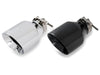 AWE Tuning Audi B9 S4 Track Edition Exhaust - Non-Resonated (Silver 90mm Tips) - autotalent