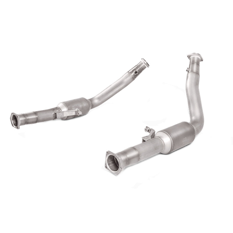 Akrapovic Evolution Line Downpipes For Mercedes-Benz G63 AMG W463 2013-2018