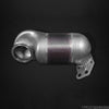Capristo Exhaust 200 Cell Sports Catlytic Converter For Alfa Romeo 4C - AutoTalent