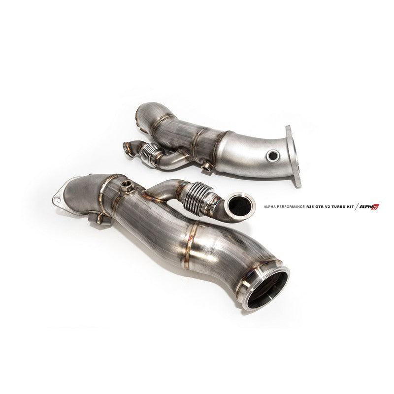 AMS Alpha Performance 10X Turbo Kit For Nissan GT-R