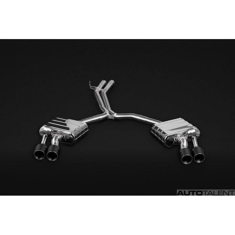 Capristo Exhaust Cat-Back System For Audi S5 B9 2018-2019 ...