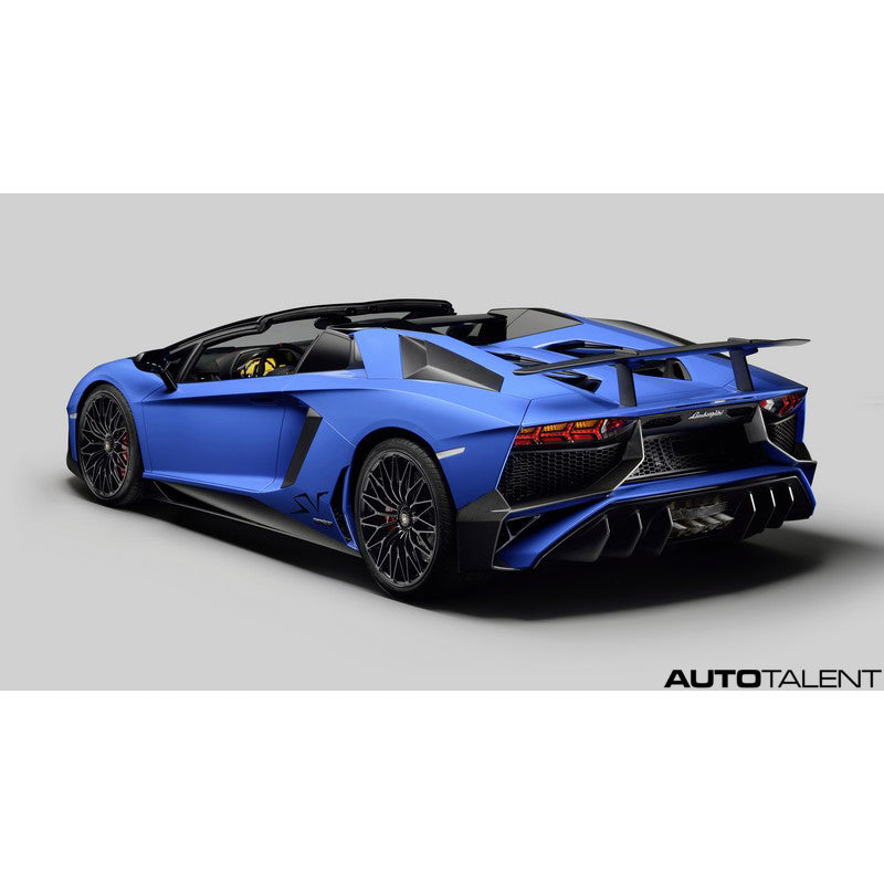 DME Tuning OBD ECU Upgrade for Lamborghini LP 750-4 Aventador SV - AutoTalent