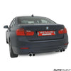 Remus Axle-Back Exhaust System - BMW 3 Series F30 Sedan & F31 Touring, 2012 - autotalent