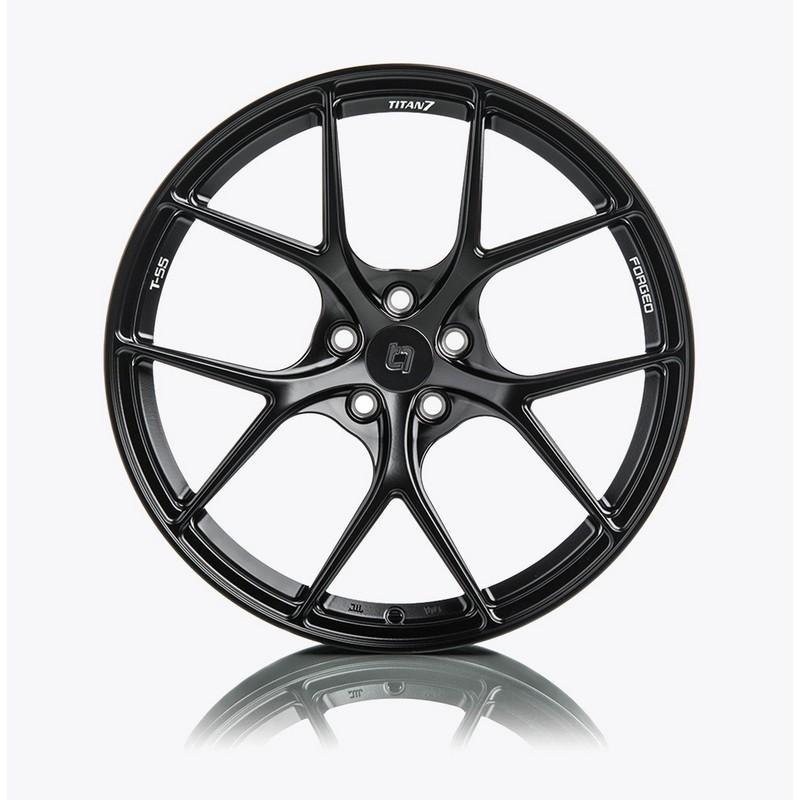 Titan 7 18 Inch T-S5 Forged Spoke Wheels For Subaru BRZ