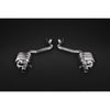 Capristo Exhaust Axle-Back System For Mercedes-Benz AMG E63 S - AutoTalent