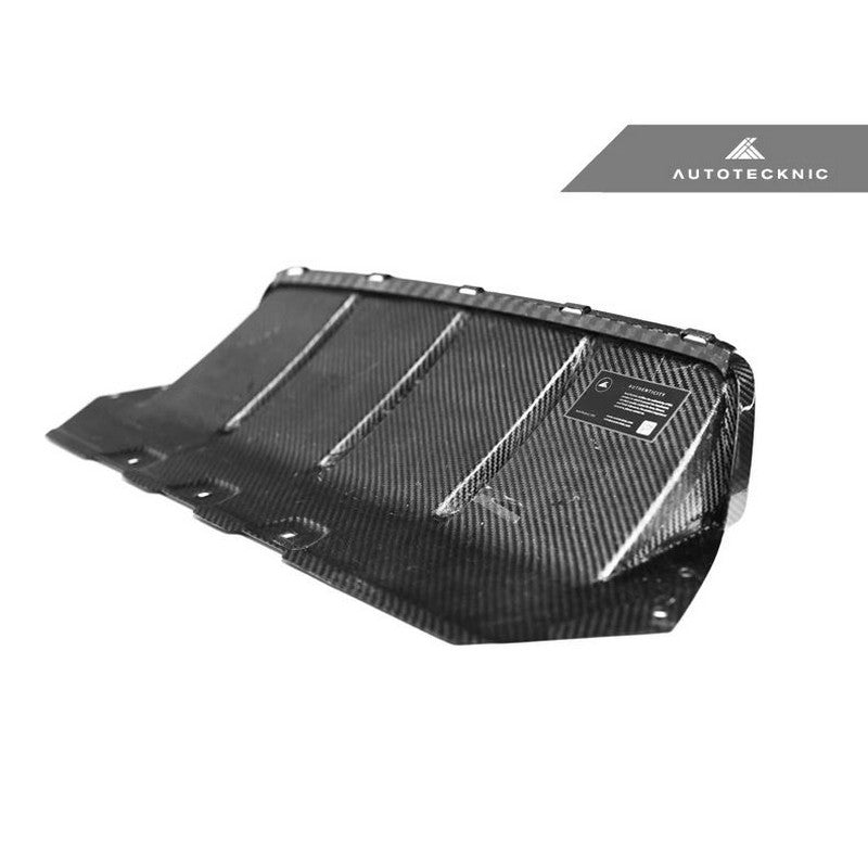 Autotecknic Dry Carbon Competition Center Diffuser For BMW F10 M5 - AutoTalent