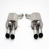 Dinan Free Flow Stainless Exhaust for BMW F10 M5