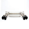 Dinan Free Flow Stainless Exhaust with Polished Tips for BMW F85 X5M F86 X6M - autotalent