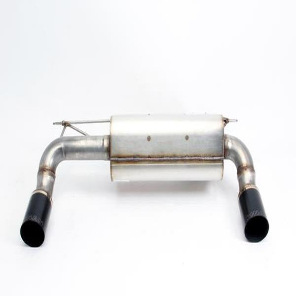 Dinan Free Flow Stainless Exhaust with Black Tips for BMW F30 340i F32 440i