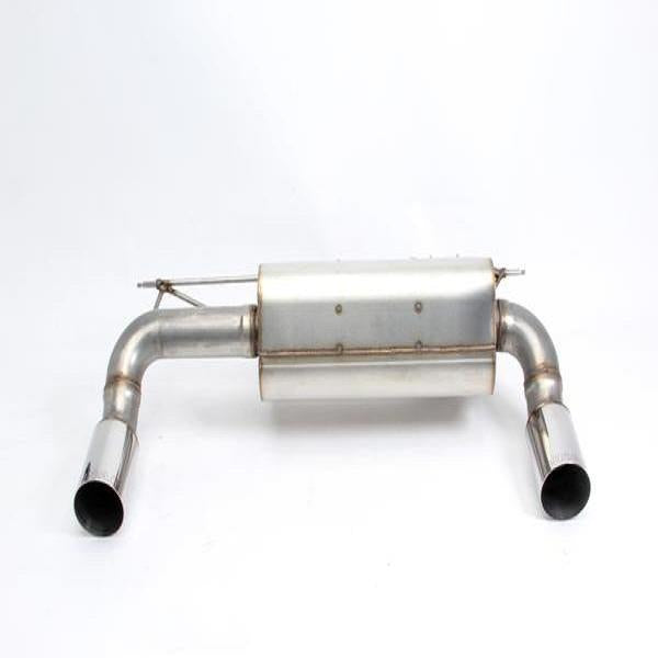Dinan Free Flow Stainless Exhaust with Polished Tips for BMW F30 340i F32 440i
