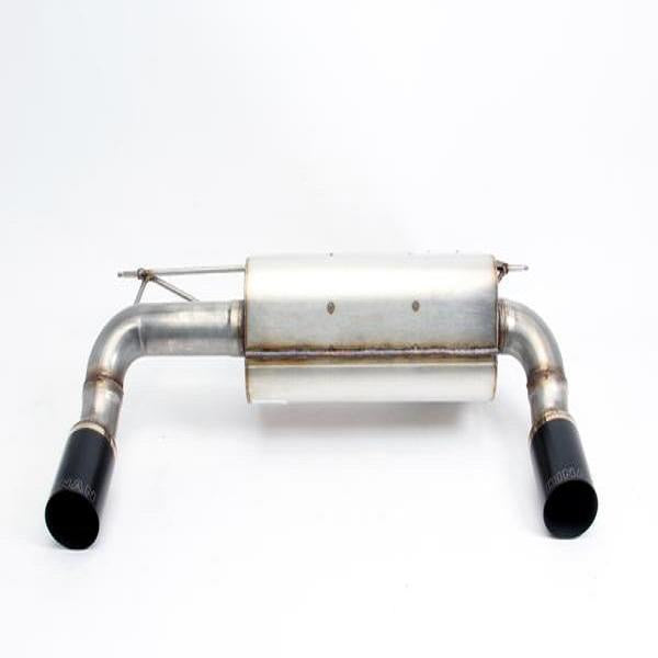 Dinan Free Flow Stainless Exhaust with Black Tips for BMW F22 M240i