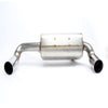 Dinan Free Flow Stainless Exhaust with Polished Tips for BMW F22 M240i - autotalent