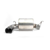 Dinan Free Flow Stainless Exhaust with Black Tips for BMW F30 F31 330i F32 F33 430i - autotalent