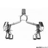 Eisenmann Stainless Steel Cat-Back System - AutoTalent