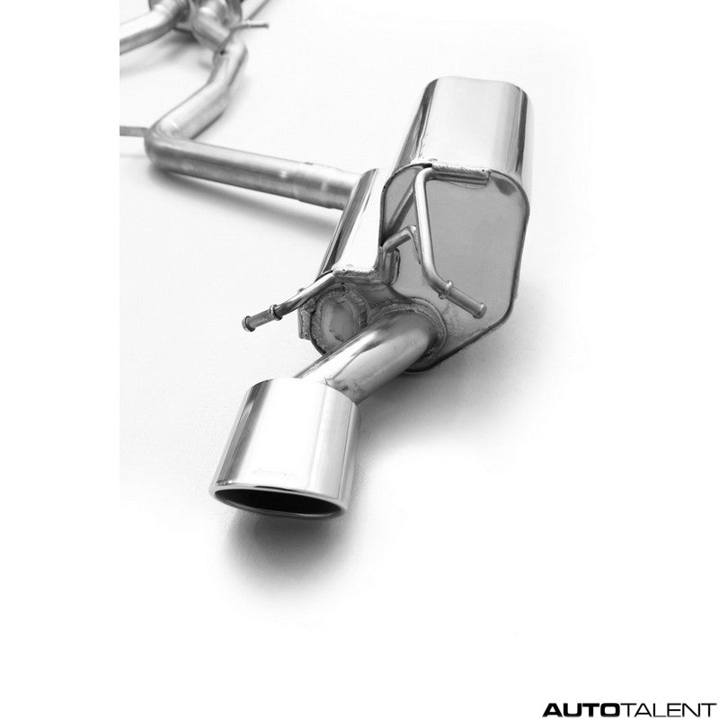 Eisenmann Stainless Steel Cat-back Exhaust System - AutoTalent