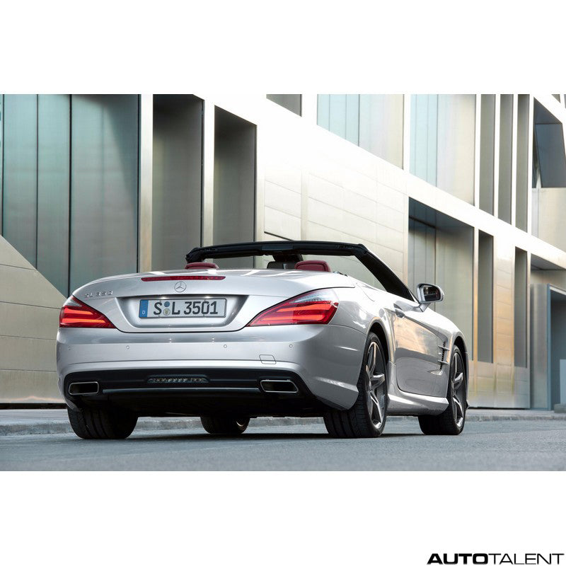 Eisenmann Cat-back Exhaust System - Mercedes SL350 R231 2013-2014