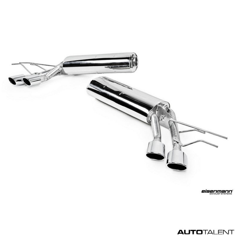 Eisenmann Cat-back Exhaust System - Mercedes W463 G63 AMG, G65 AMG 2012-2015