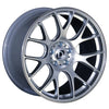 Silver 19 inch BBS CH-R Wheel Set with Dinan logo center cap - autotalent
