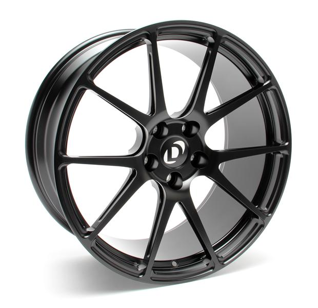 Dinan 20in Lightweight Forged Performance Wheel Set – BLACK (xDrive only)