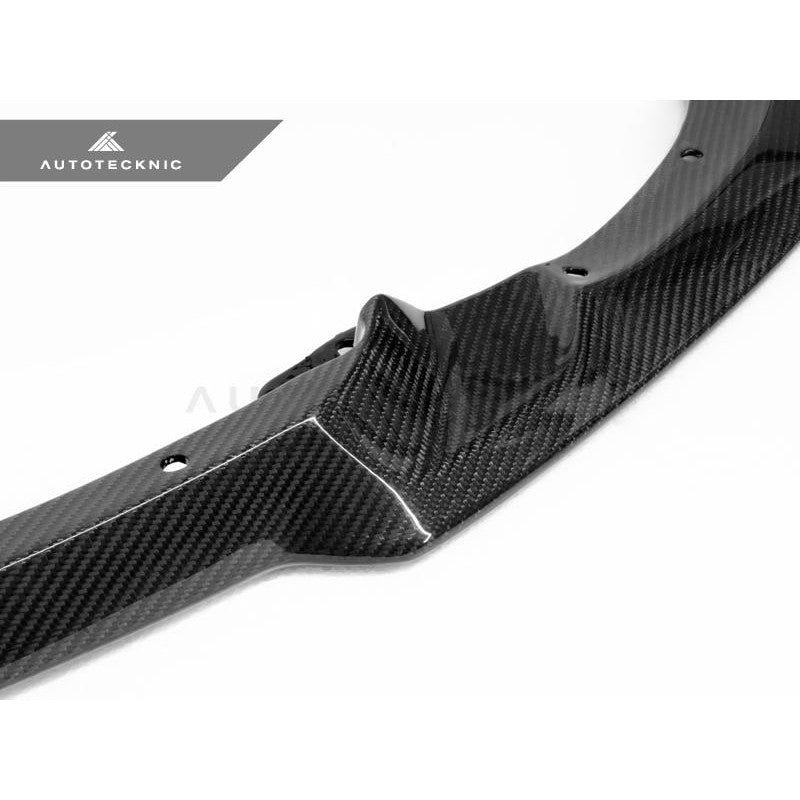 Autotecknic Aero Carbon Competition Front Lip For BMW F80