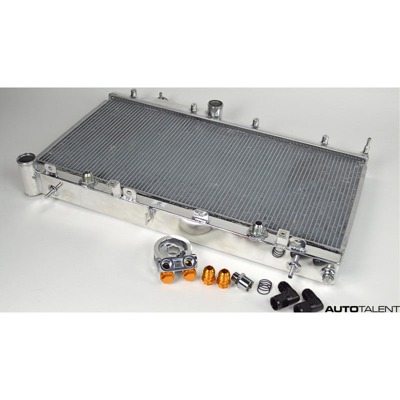 CSF Performance Radiator For Subaru Impreza 2002-2007