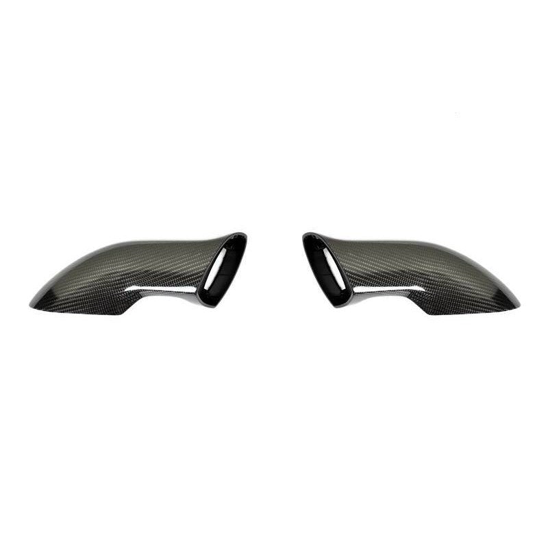 AutoTecknic Aero Replacement Carbon Mirror Arms For Porsche 981 Boxster, Cayman