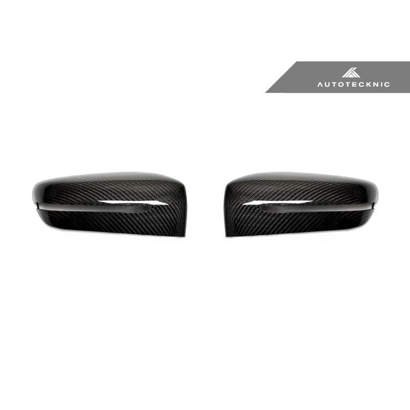 AutoTecknic Aero Carbon Mirror Covers For BMW G11 7 Series - AutoTalent