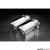 Remus Cat-Back Race Exhaust System - AUDI TT Coupe FWD and Quattro Type 8S, 2014 - autotalent