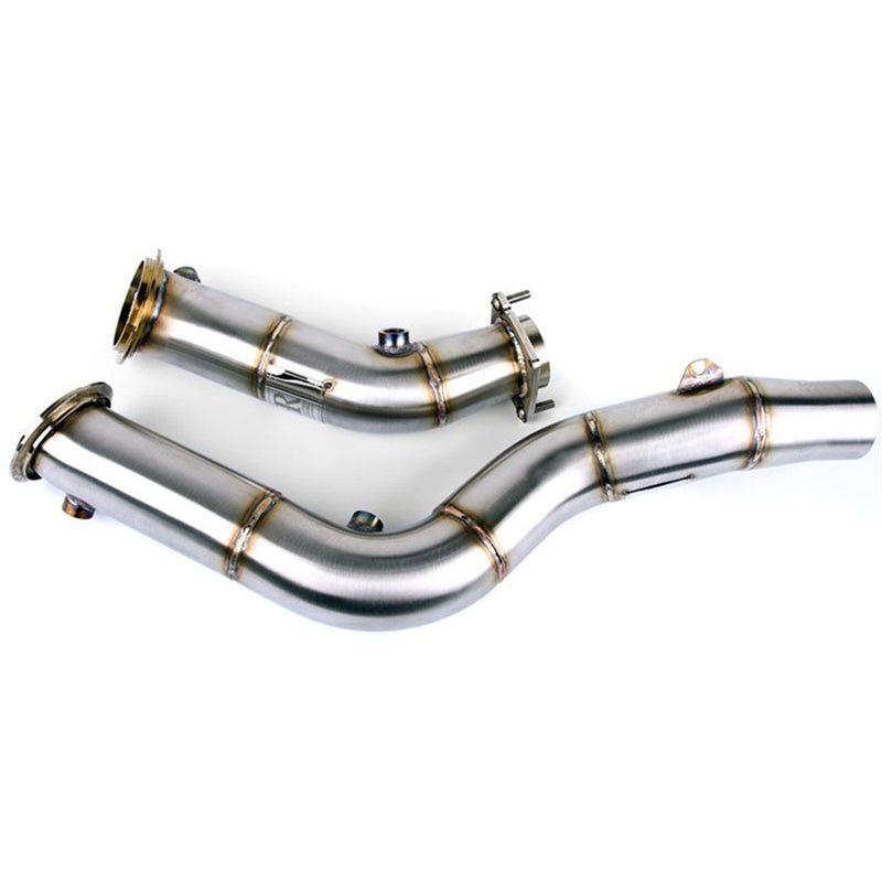 Evolution Racewerks Catless Downpipes - BMW F80 M3 | F82 M4