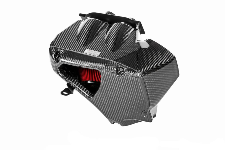 Eventuri Black Carbon Fiber Intake - Audi C7 RS6 RS7