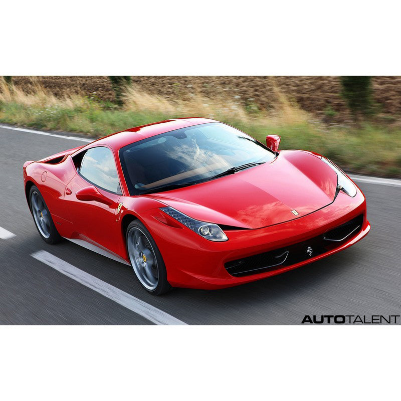 DME Tuning OBD ECU Upgrade for Ferrari 458 Italia - AutoTalent