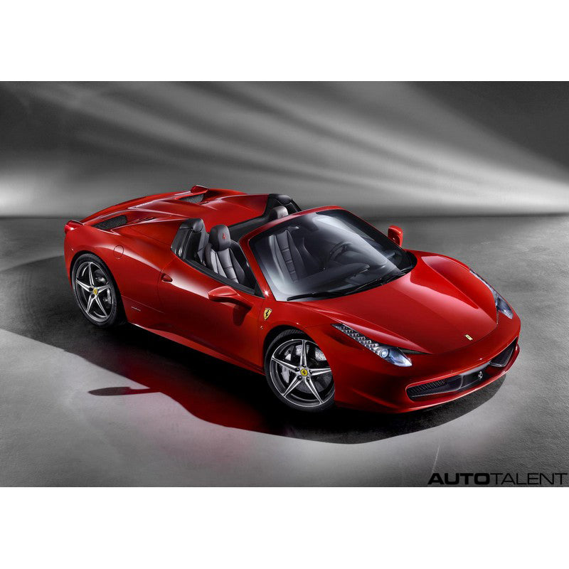 DME Tuning OBD ECU Upgrade for Ferrari 458 Spider - AutoTalent