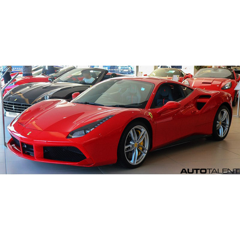 DME Tuning OBD ECU Upgrade for Ferrari 488 GTB - AutoTalent