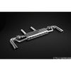 Capristo Axle-Back Exhaust System For Mercedes-Benz AMG GLE63 S - AutoTalent